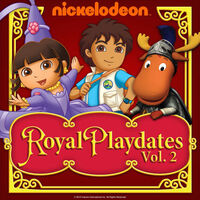 Nickelodeon Royal Playdates Vol. 2 - iTunes Cover (United States)