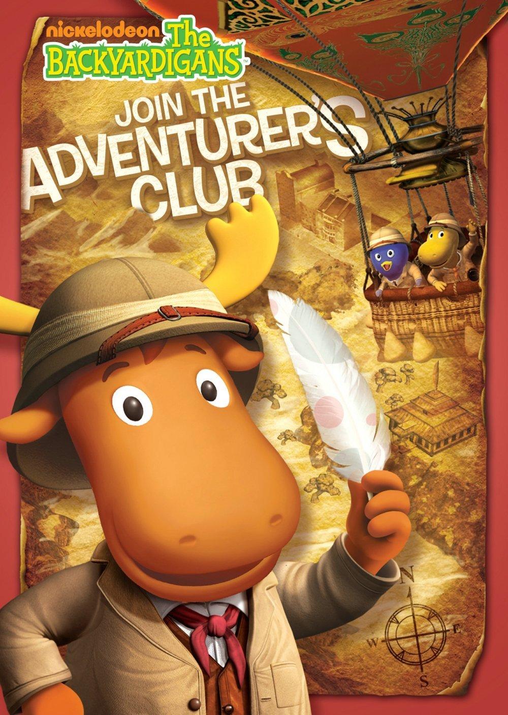 Join the Adventurer's Club | The Backyardigans Wiki | FANDOM