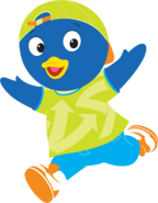 The Backyardigans Move to the Music! Pablo 5