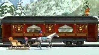 Backyardigans full episodes 2013 Don't Sleepwalk on the Train full movie 2013