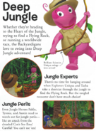 The Backyardigans Can't-See-Ums Bugs in The Essential Guide