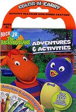 The Backyardigans Adventures & Activities