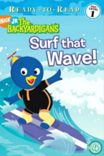 The Backyardigans Surf that Wave!