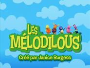 Les Mélodilous - Title Card - S2, S3