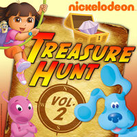 Nickelodeon Treasure Hunt Vol. 2 - iTunes Cover (United States)