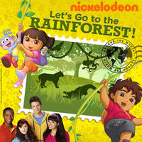 Nickelodeon Let's Go to the Rainforest! - iTunes Cover (United States)