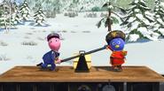 The Backyardigans Catch that Train! 6 Uniqua Pablo