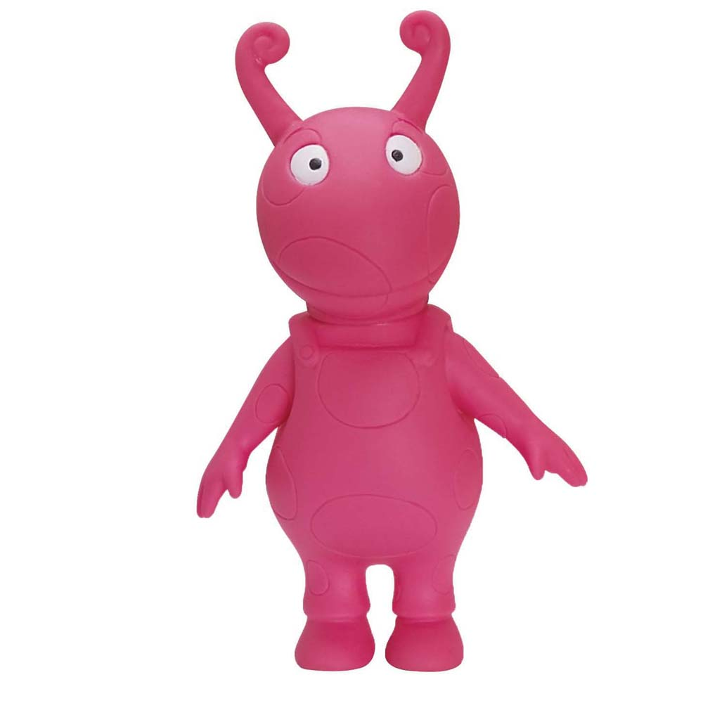 Uncategorized Pink Backyardigan image the backyardigans uniqua single color vinyl doll by elka jpg