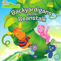Backyardigans and the Beanstalk 1st Edition