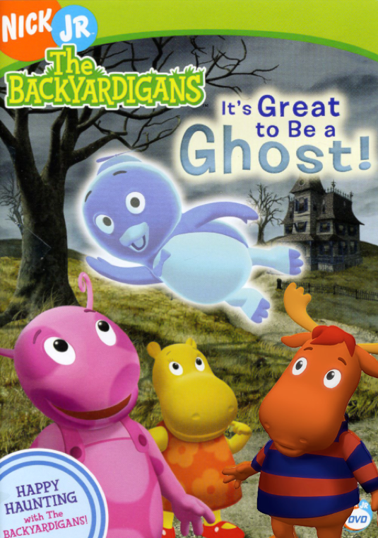 It's Great to Be a Ghost! (DVD) | The Backyardigans Wiki