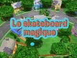 The Magic Skateboard/Images