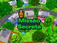 O Jardim dos Amigos Missão Secreta
