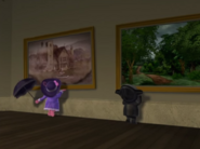 The Backyardigans Mystery Manor in Who Goes There?