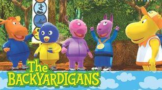 The Backyardigans Race around the World - Ep.17