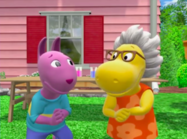 The Backyardigans Scared of You 3 Austin