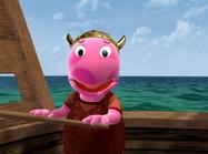 The Backyardigans Viking Voyage 10 - Uniqua