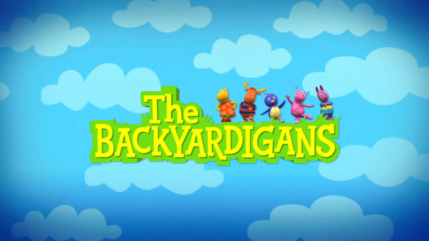 Backyardigans Pirate Treasure
