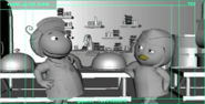 The Backyardigans The Big Dipper Diner Animation 2