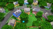 The Backyardigans Backyard in Robot Rampage Part 1