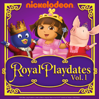 Nickelodeon Royal Playdates Vol. 1 - iTunes Cover (United States)
