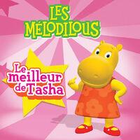 Les Mélodilous Le meilleur de Tasha - iTunes Cover (Canada)