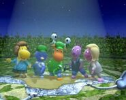 Unidentified Flying Backyardigans