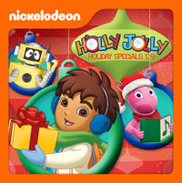 Nickelodeon Holiday Specials '09 - iTunes Cover (United States)