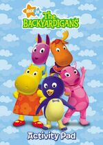 The Backyardigans Activity Pad