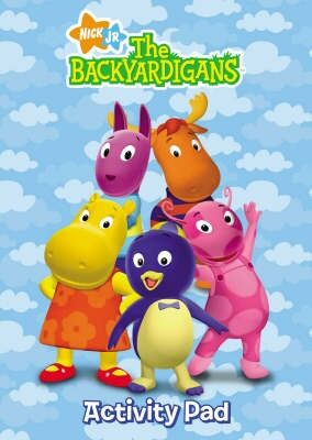 The Backyardigans Coloring Pages - Nickelodeon Nick Jr. Coloring ... | 400x284