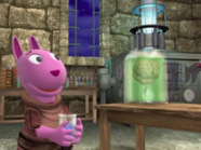 The Backyardigans Scared of You 8 Austin