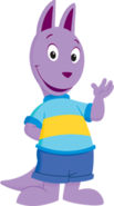 The Backyardigans Austin 2D Nickelodeon Character