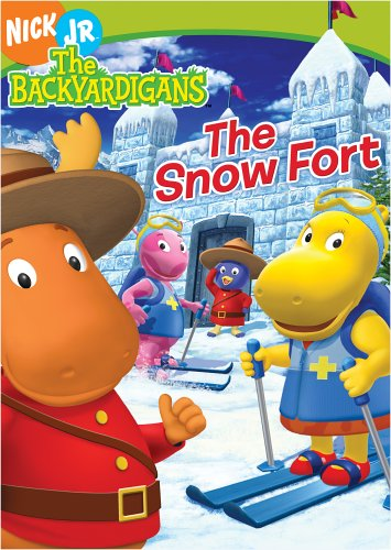The Snow Fort Dvd The Backyardigans Wiki Fandom