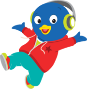 The Backyardigans Move to the Music! Pablo 2