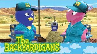 The Backyardigans International Super Spy (Part 2) - Ep.31