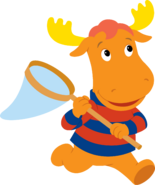 The Backyardigans Tyrone with Net Nickelodeon Character Image
