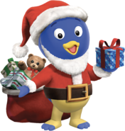 The Backyardigans Pablo Gift Nickelodeon Nick Jr. Character Image