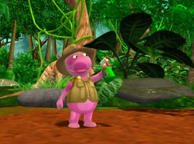 The Backyardigans The Heart Of The Jungle Llll