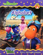 The Backyardigans Alphabet Book