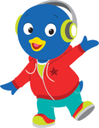 The Backyardigans Move to the Music! Pablo 1