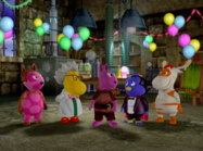 The Backyardigans Scared of You 44