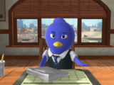 Newspaper Editor Pablo