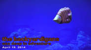 The Backyardigans Fish from Sea Deep in Adventure