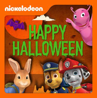 Nickelodeon Happy Halloween - iTunes Cover (United States)
