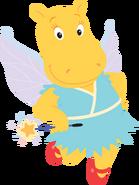 The Backyardigans Tasha as the Flighty Fairy
