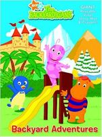 The Backyardigans Backyard Adventures