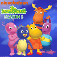 The Backyardigans Season 3 - iTunes Cover (United States)
