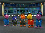 Garbage Trek Cast