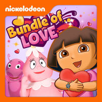 Nickelodeon Bundle of Love Vol. 1 - iTunes Cover (United States)