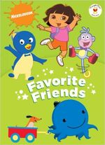 Nickelodeon Favorite Friends