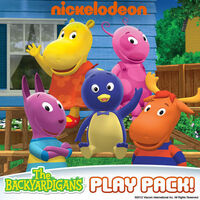 The Backyardigans Play Pack - iTunes Cover (United States)